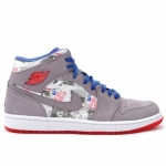Air Jordan Retro 1 Stealth Varsity Royal Sport Red 315794-041