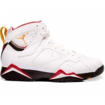Air Jordan Retro 7 2011 Cardinal White Bronze Red Black 304775-104