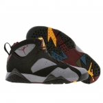 Air Jordan Retro 7 Bordeaux 2011 Release Black lt Graphite Bordeaux 304775-003