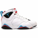 Air Jordan Retro 7 Orion White Blue Black Infrared 304775-105