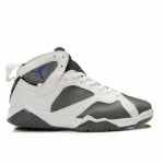 Air Jordan Retro 7 Whitevarsity Blue Flint Grey