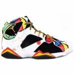 Air Jordan Retro 7 oc miro olympic white sport red blck mtllc gld 323213-161