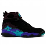Air Jordan Retro 8 Aqua Black Bright Concord Aqua Tone 305381-041