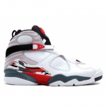 Air Jordan Retro 8 White Black True Red 305381-101