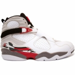 Air Jordan Retro 8 White Black True Red 305381-103
