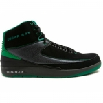 Air Jordan 2 Ray Allen Black Green
