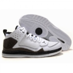 Air Jordan Evolution 85 White Brown Black