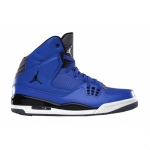Air Jordan Flight SC-1 Varsity Royal Black Light Graphite White 407492-401