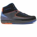 Air Jordan II Q-Rich Quentin Richardson PE Away