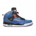 Air Jordan Spikize Royal Blue Black White 315371-405