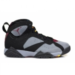Air Jordan Retro 7 (gs) Bordeaux 2011 Release Black lt Graphite Bordeaux 304774-004